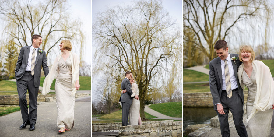 Wedding at the Scioto Country Club